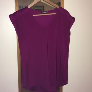 Berry Silky Top